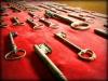 clés anciennes - musée du Vimeu